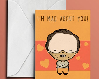 geeky valentine card etsy - Geeky Valentines Cards