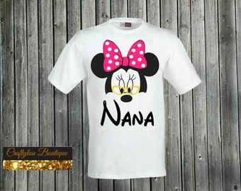 Nana Shirt Etsy