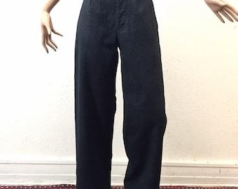 Issey Miyake, avant garde trousers