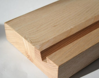 Handmade James Lyndale Solid Ash iPad/Tablet Stand