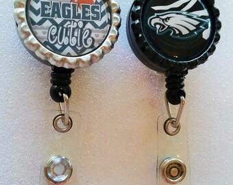 Eagles ID Badge, Eagles Badge, Philadelphia Eagles ID Badge, Philadelphia Eagles Badge, Philadelphia Eagles, Eagles
