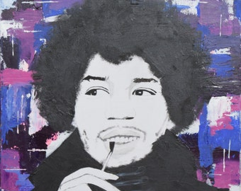 Purple Collection Part I: Purple Haze…Jimi Hendrix