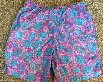 Trippy Swimming Trunks