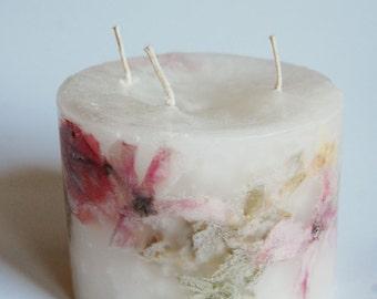 Candles.Handmade candles.Christmas candle.Decor home