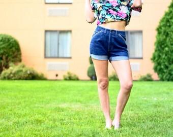 Bill Blass cut off shorts