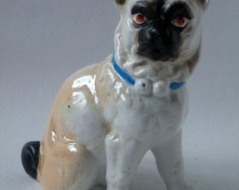 Art deco Pug Dog