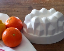 Ceramic Jelly Mold/Mousse Mold