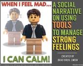 When I Feel Mad, I Can Calm! Social Narrative