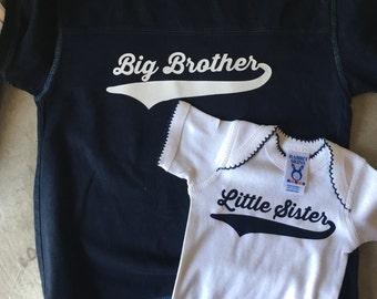Big Brother/Little Sister Set