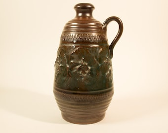 East or West germany vase