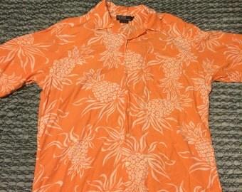 Vintage Hawaiian Polo