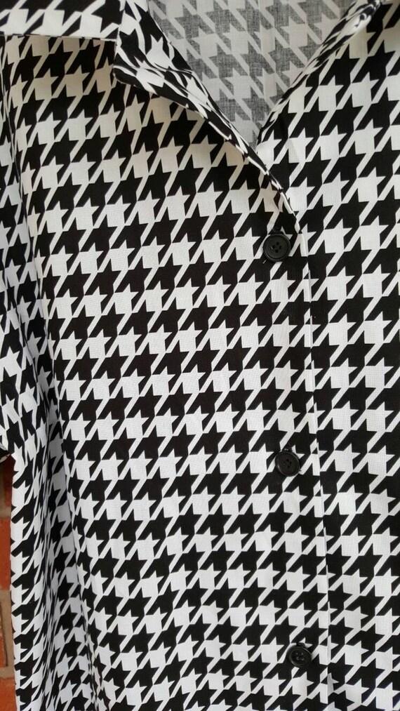 Houndstooth Shirt Ricky