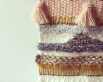 Wall weaving / size M / custom