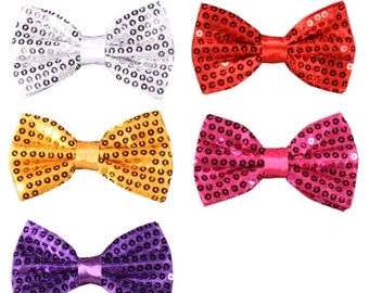 Summer Sale Deluxe Sequinned Bow Ties