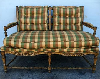 Country French Loveseat
