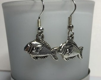 Fish Earrings!