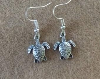 Turtle Earrings!