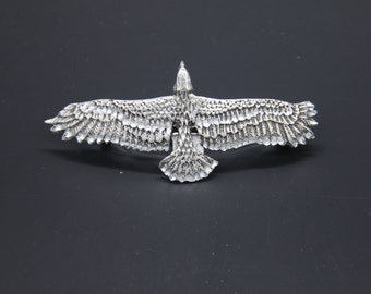 Flying Eagle Barrette 60mm French Clip