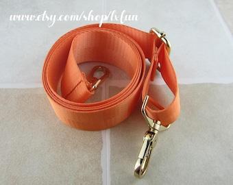 Orange Bag Strap