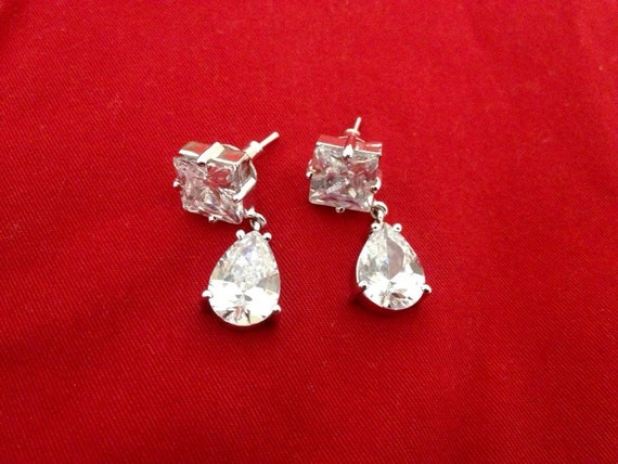 Clearance sale Simulated cubic diamond Bridal by jwellworld