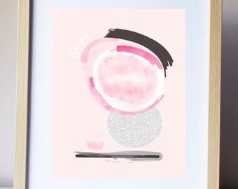 Inspirational Digital Prints A4