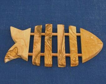Fish Shaped Trivet (KN0012S1)