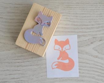 Stamp : Fox