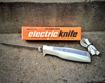 Unique Electric Knife Related Items Etsy