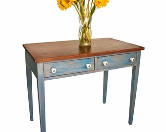Vanity Table or Console Table