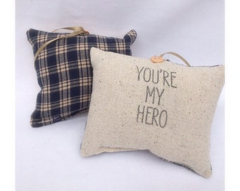 You are my hero !