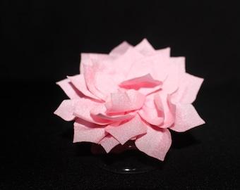 Lotus Barefoot Sandal  (Lt pink)