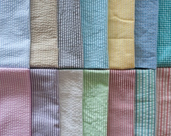 Add a fabric swatch to your order.