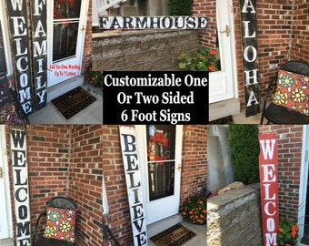 Wooden Painted Signs, Painted Wood Signs, Wood Painted Signs, Hand Painted Rustic Signs, Hand Painted Wood Signs, Painted, Wood, Signs