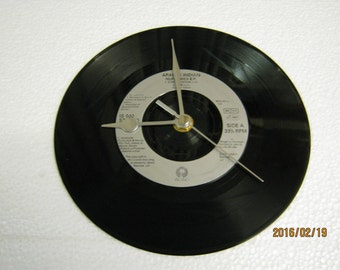 "Apache Indian - ""Nuff Vibes"" Record Wall Clock"