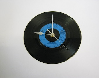 """Meat Loaf - """"Modern Girl"""" Record Wall Clock"""