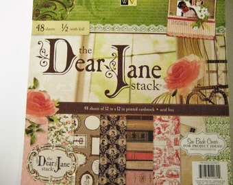 DCWV - The Dear Jane Stack