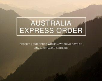 Australian Express Ordering