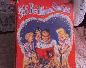 365 Bedtime Stories - Hard Back Book