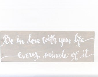 """Wood Sign 