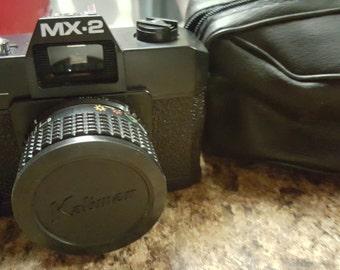 Kalimar mx2 vintage film camera