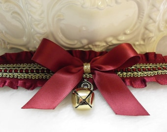 Waiting For My Prince ~  Kitten Play Collar