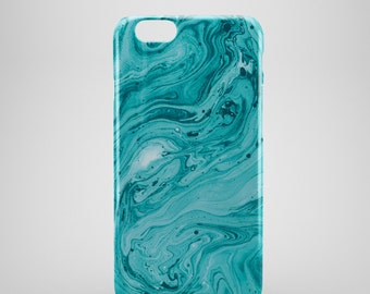 iPhone 6 Case, hipster iPhone 6  case, cool iphone 6 case, iPhone 6 case vintage, Marble iPhone 6 case, water colour, gift for him