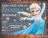 Frozen birthday invitation,Frozen invite, card ,Frozen party printable,Frozen Birthday Invitation, first birthday, 1st birthday invitation