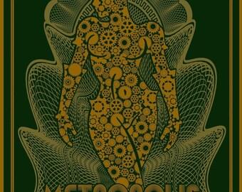 Metropolis - 1927 Graphic Art Variant Poster - Art Print