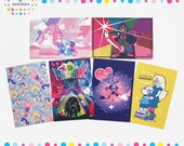 Steven Universe Vector Art Postcards