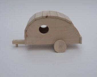 Mini Camper/ Toy Camper/ Wooden Toy