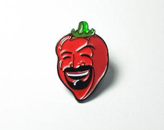 Zato Designs - Señor Chilli - Hot Chilli Pin
