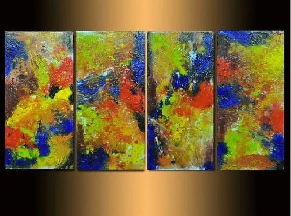 Arte astratta oggettistica per la casa moderno arte arte - Oggettistica per la casa moderna ...