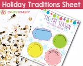 Holiday Traditions Planne...
