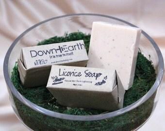 Licorice Soap